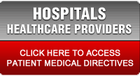 LegalVault Hospital Login